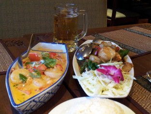 tee nee thai, tastesliketravel.com, san jose, restaurant, food, california, curry,