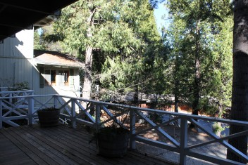 narrow gauge inn, fish camp, california, yosemite