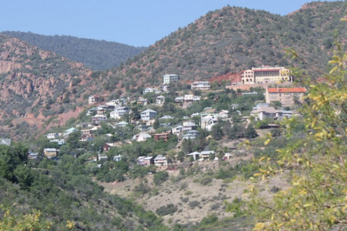Jerome AZ, Arizona, bed and breakfast, tastes like travel