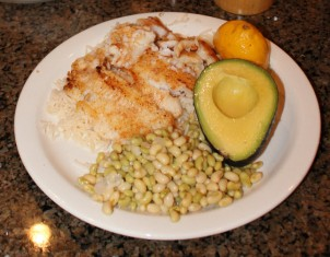 crappie, crappie recipe, pan seared crappie, recipe, tastes like travel,