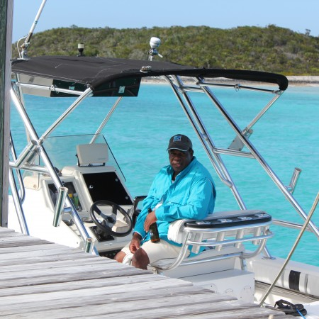 fishing guide, staniel cay, samson cay, the bahamas, staniel cay divers, cliff smit