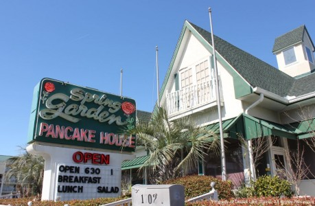 spring pancake house, myrtle beach, breakfast, tastes like travel, www.tastesliketravel.com
