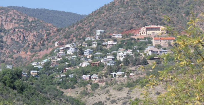 Visit Jerome AZ, Home of Art, Ghosts & Bed and Breakfast